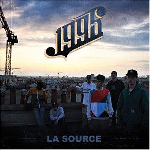 Pochette de l'album La source par 1995